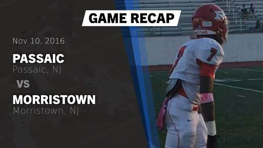 Football Game Preview: Clifton vs. Passaic