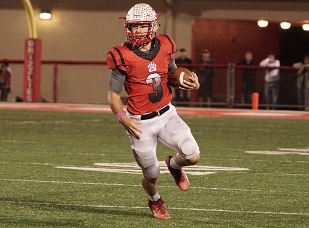 Wadsworth quarterback Joey Baughman threw for 3,079 yards, ran for 1,523 and accounted for 52 touchdowns as a senior en route to being named Mr. Football.