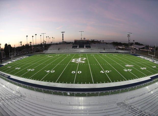 Preseason National No 1 St John Bosco Unveils New Football Stadium Maxpreps