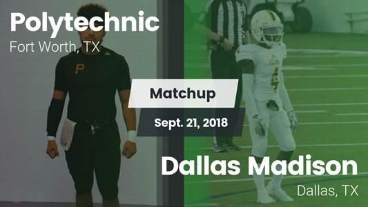 Football Game Recap: Madison vs. Poly