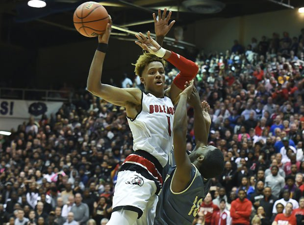 Romeo Langford averaged better than 35 points per game as a senior at New Albany High School in Indiana.