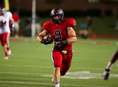 Coppell and Josh Self have come all the way from unranked to No. 3 in the Southwest.