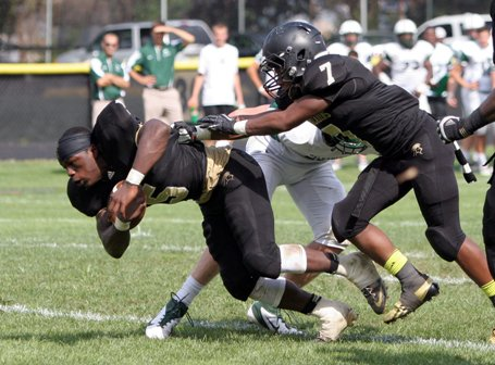 Paramus Catholic hasn't lost its head this season, and is hanging in the Top 10 in the Northeast.