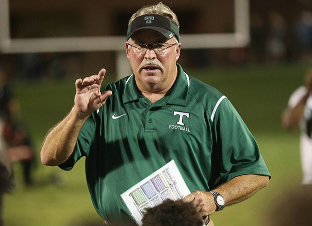 Head coach Bob Beatty