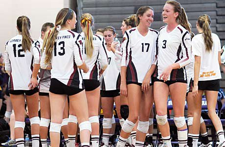 Torrey Pines came up with a big win against Assumption at the Durango Fall Classic, vaulting the Falcons into the No. 2 position in this week's rankings.