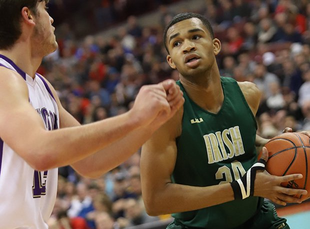 Akron St. Vincent-St. Mary captured an Ohio-record eighth boys basketball state title.