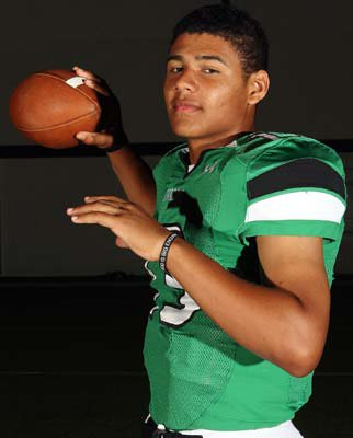 Kenny Hill is committed to Texas A&M and leads theCarroll aerial attack.