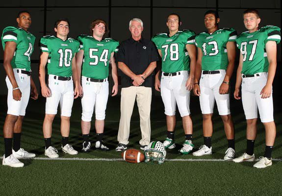 Carroll High has forged a dynasty before. After a Texas state title last season, the Dragons could be forming the foundations of another one.