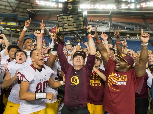O'Dea reminded folks that it is still one of the state's superpowers by winning its first state title since 1995 last fall.
