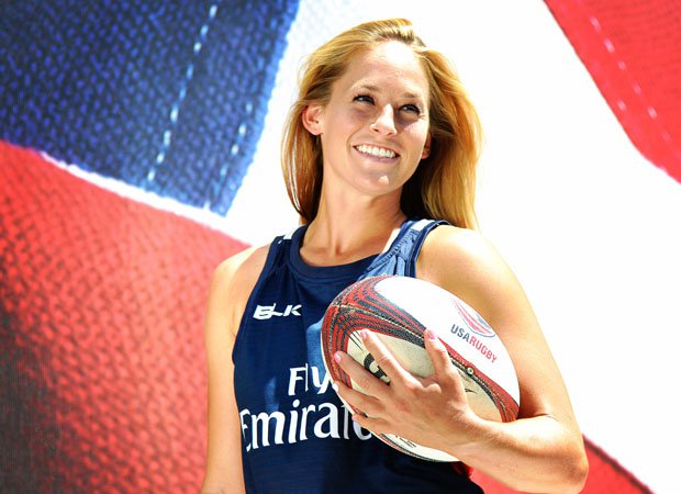 Megan Foster, USA Rugby
