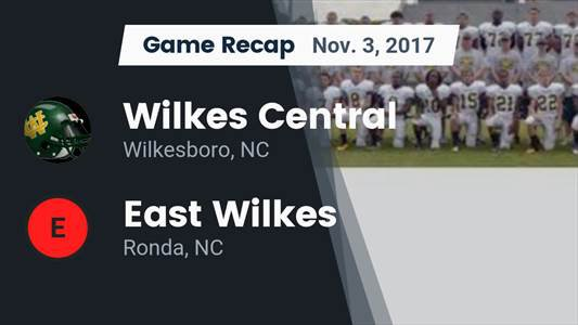 Football Game Preview: West Wilkes vs. Wilkes Central