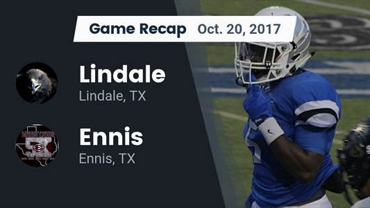 Football Game Preview: Ennis vs. Waco