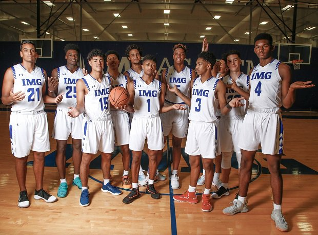 IMG Academy will participate in several holiday tournaments.