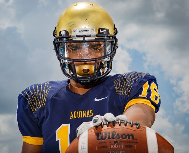 Trevon Grimes is the fifth-ranked senior receiver in the country, according to 247Sports.