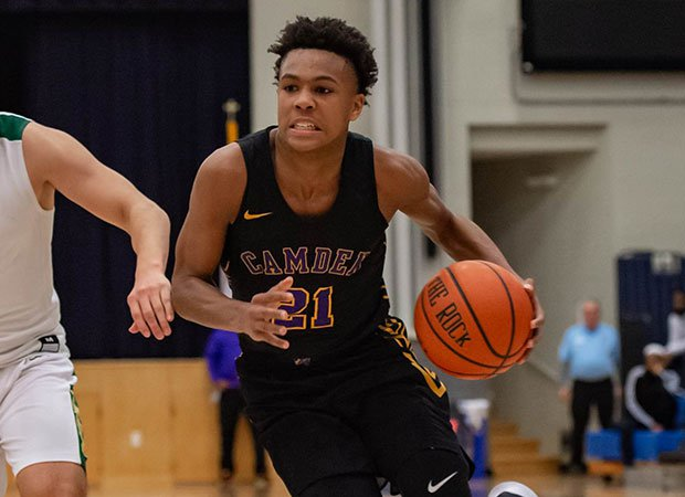 D.J. Wagner, of Camden (N.J.), had 25 points, seven assists and five steals on Day 2 of the Nike EYBL Peach Jam.