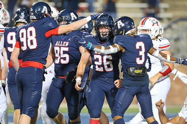 More Than 20 Games Canceled As Virus Alters Dallas Area High School Football Schedule Maxpreps