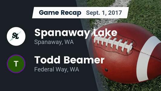 Football Game Preview: Lakes vs. Spanaway Lake