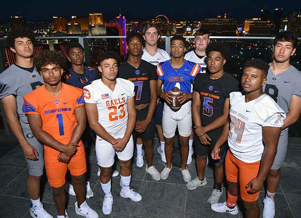2018 Early Contenders Presented By Shock Doctor High School Football Preview No 11 Bishop Gorman Maxpreps