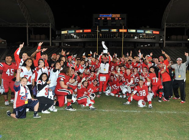 Redlands East Valley won a Division II Bowl title last season under a different structure. More bowls this season will give more teams like REV the chance at a trophy.