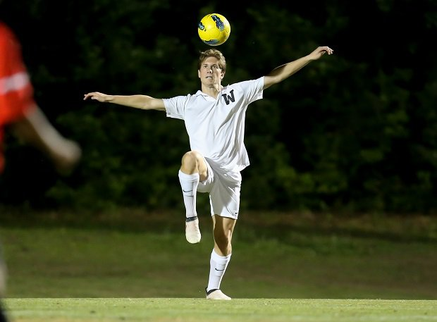 Wando won the South Carolina AAAAA soccer title.