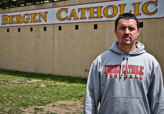 Head coach Nunzio Campanile, formerly at Don Bosco Prep, feels he has put his stamp on the Crusaders' program.