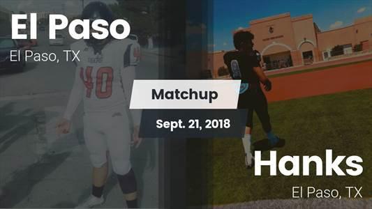 Football Game Recap: Hanks vs. El Paso