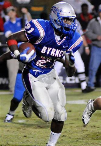 Byrnes (S.C.) junior Marcus Lattimore is already compared to NFL backs.