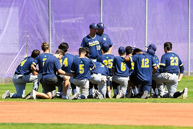 High school sports teams look unlikely to gather in April if at all this spring.
