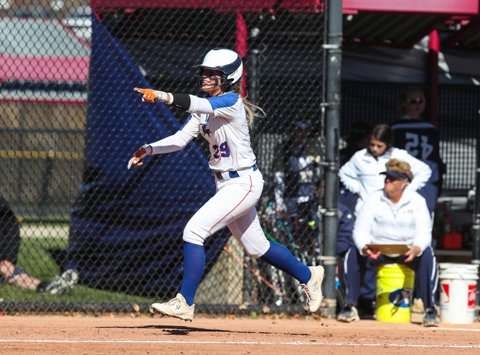 Legend and senior Payton Lincavage had plenty of reason to celebrate last season as the Titans won the school's first state title in any sport. Lincavage is one of the state's top returning players after batting .533 with 7 HRs and 31 RBI in 2017.