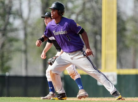 Nick Williams brings a humble type of dominance to the baseball diamond, and it has led him to an enviable position: Choosing between pro baseball and a scholarship to Texas.