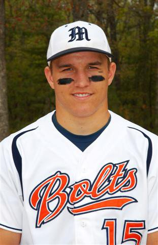 Mike Trout, Millville High School (N.J.)