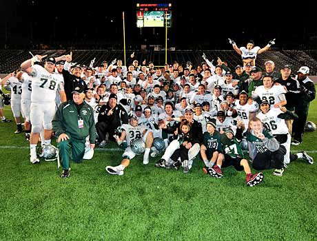 Granite Bay's state title came thanks to a spectacular drive in the game's waning moments.