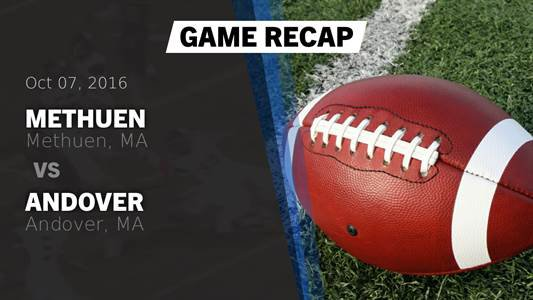 Football Game Preview: Dracut vs. Methuen