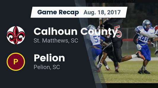 Football Game Preview: Barnwell vs. Calhoun County