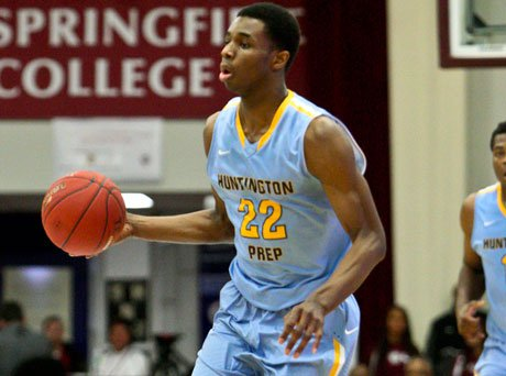 Kansas, Kentucky and North Carolina are among the schools in the mix for the services of Huntington Prep senior Andrew Wiggins, regarded by some as the top teenage basketball prospect in the world.