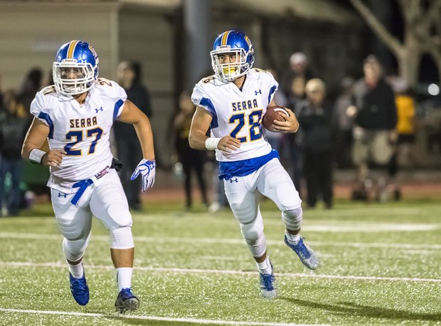 Serra draws Sanger on Saturday in the NorCal Regional Division 2-A final.