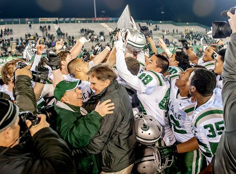 It's year No. 7 for the CIF State Bowl Games, and with a win over Folsom last week, De La Salle secured berth No. 7 in the title-game extravaganza.