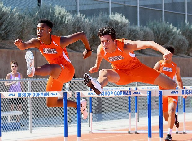 Bishop Gorman track and field
