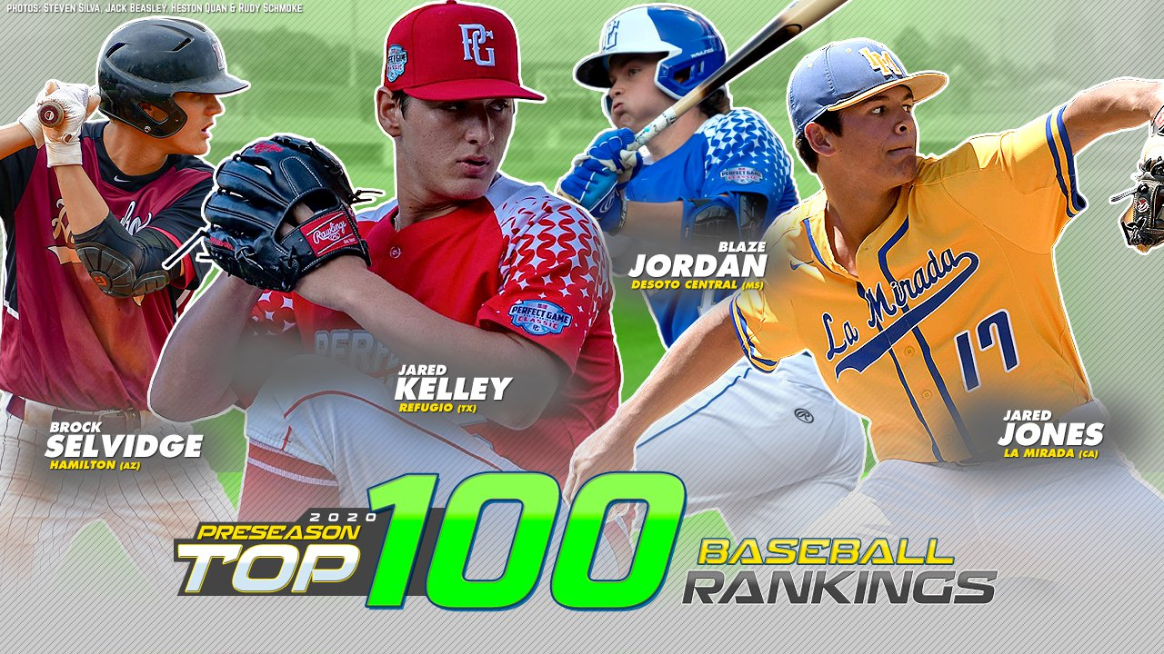 Maxpreps Top 100 National High School Baseball Rankings Maxpreps