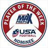 MaxPreps/USA Football Players of the Week Nominees for October 23-29, 2017 thumbnail