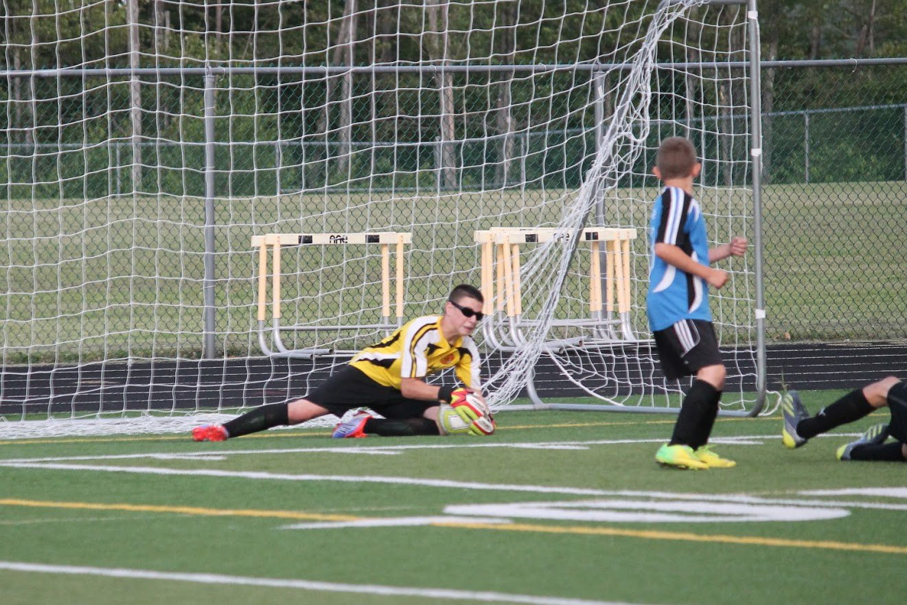 Western Wayne goalkeeper Gary Geinitz has shown to be a student of the game in net for the Wildcats. He stopped 119-of-136 shots this season as his team went 13-4-1.