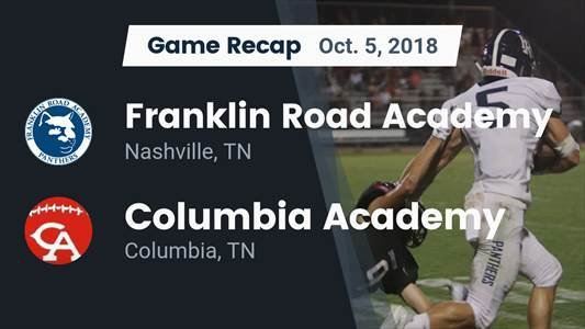 Columbia Academy (Columbia, TN) Football | MaxPreps