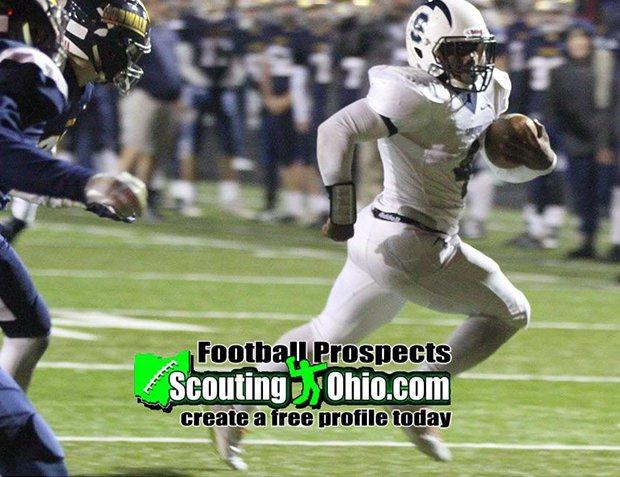 Sandusky senior Terion Stewart ran for 2,744 yards and 42 touchdowns last season.