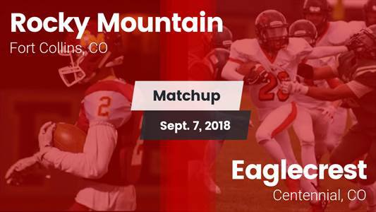 Eaglecrest Football Home Page