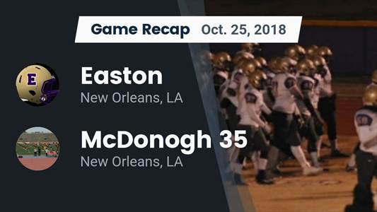 Football Game Preview: Easton vs. Rayne