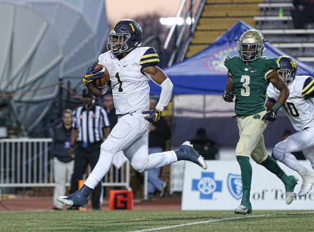 Not only is Eric Gray chasing the state record for most rushing touchdowns, but he's is one of the biggest reasons why Lausanne Collegiate won the TAC national title.