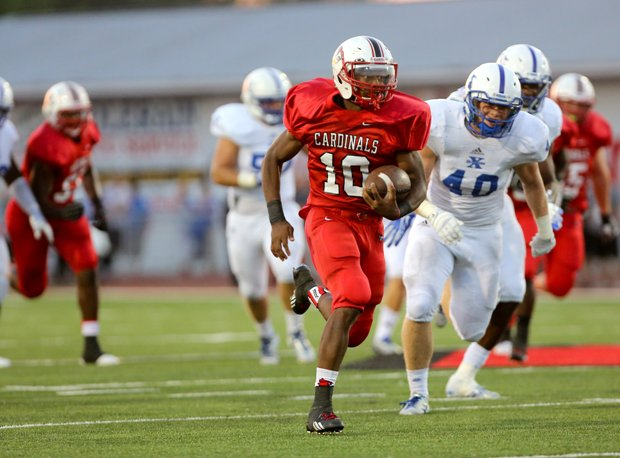 Colerain has blasted away from the pack and is No. 20 in our Composite Football Rankings.