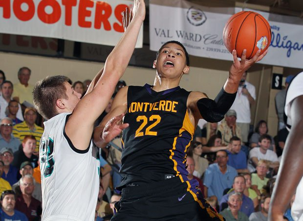Ben Simmons led Montverde Academy to a win over Providence in the 2013 City of Palms Classic semifinals.