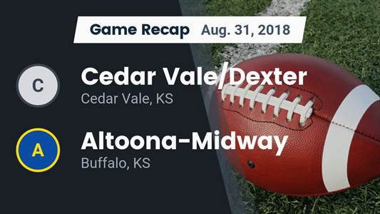 Football Game Preview: Cedar Vale/Dexter vs. Flinthills