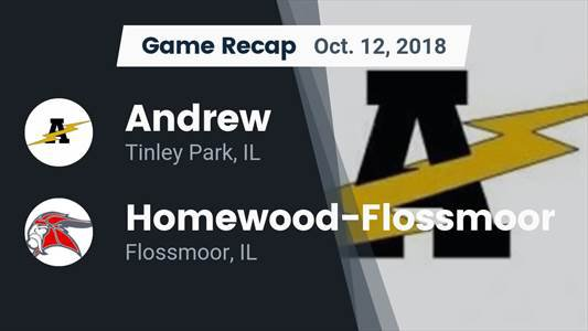 Football Game Recap: Homewood-Flossmoor vs. Marist